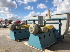 (2) NEVER USED - 250 HP Twin City Fan (1 of 5)