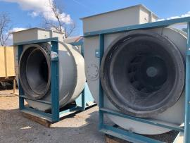 (2) NEVER USED - 250 HP Twin City Fan (2 of 5)