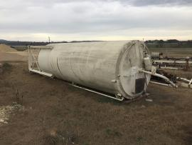 Stationary 30 Ton  (422BBL) Dust/Lime Silo (3 of 4)
