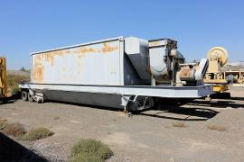 REDUCED PRICE - Portable 165-225 tph CMI Drum Plant w/ genset (8 of 12)
