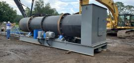 LIKE NEW 5'X25' COUNTERFLOW COMPLETE DRYING SYSTEM (4 of 6)