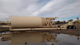 Portable self erect 750BBL (approx.55Ton) Astec Dust/Lime Silo (3 of 3)