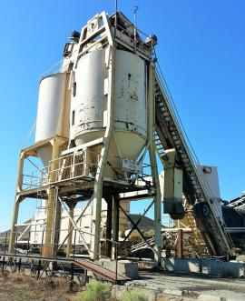 (2) Semi-Portable 125ton Silo Package (1 of 7)