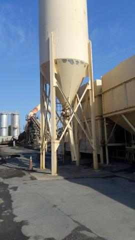 560BBL Dust Silo (1 of 3)