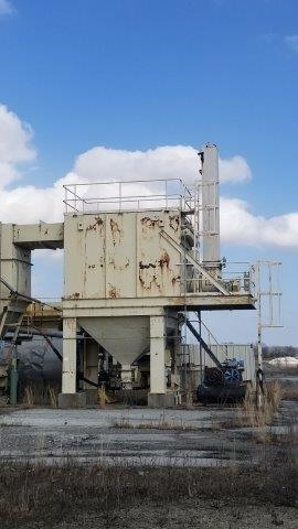 Stationary 80-120tph Almix Drum Plant (3 of 7)