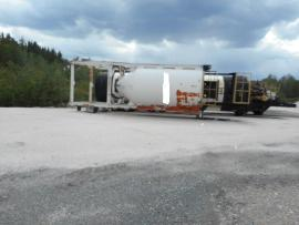 Portable 100 Ton CMI Silo and Slat (1 of 5)