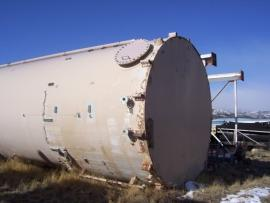 3700cuft Peabody Dust Silo (2 of 3)