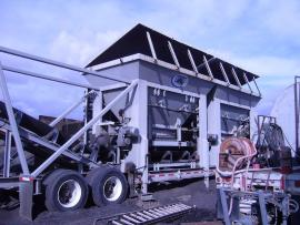 ON HOLD - Portable 400tph CF Drum Plant (4 of 7)