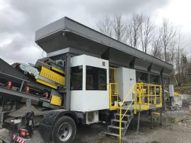 Portable 2017 125tph CF Drum Plant (6 of 8)