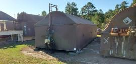 Skidded 10,000 Gallon Double Walled Fuel Tank (3 of 3)