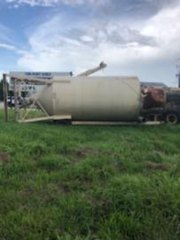 270 BBL Cement Dust Silo (1 of 3)