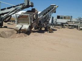 Portable 225-250TPH Cedarapids Drum Plant (7 of 10)