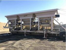 Portable 2013 Almix 130 TPH Drum Plant (2 of 6)