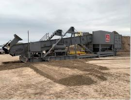 Portable 2013 Almix 130 TPH Drum Plant (4 of 6)
