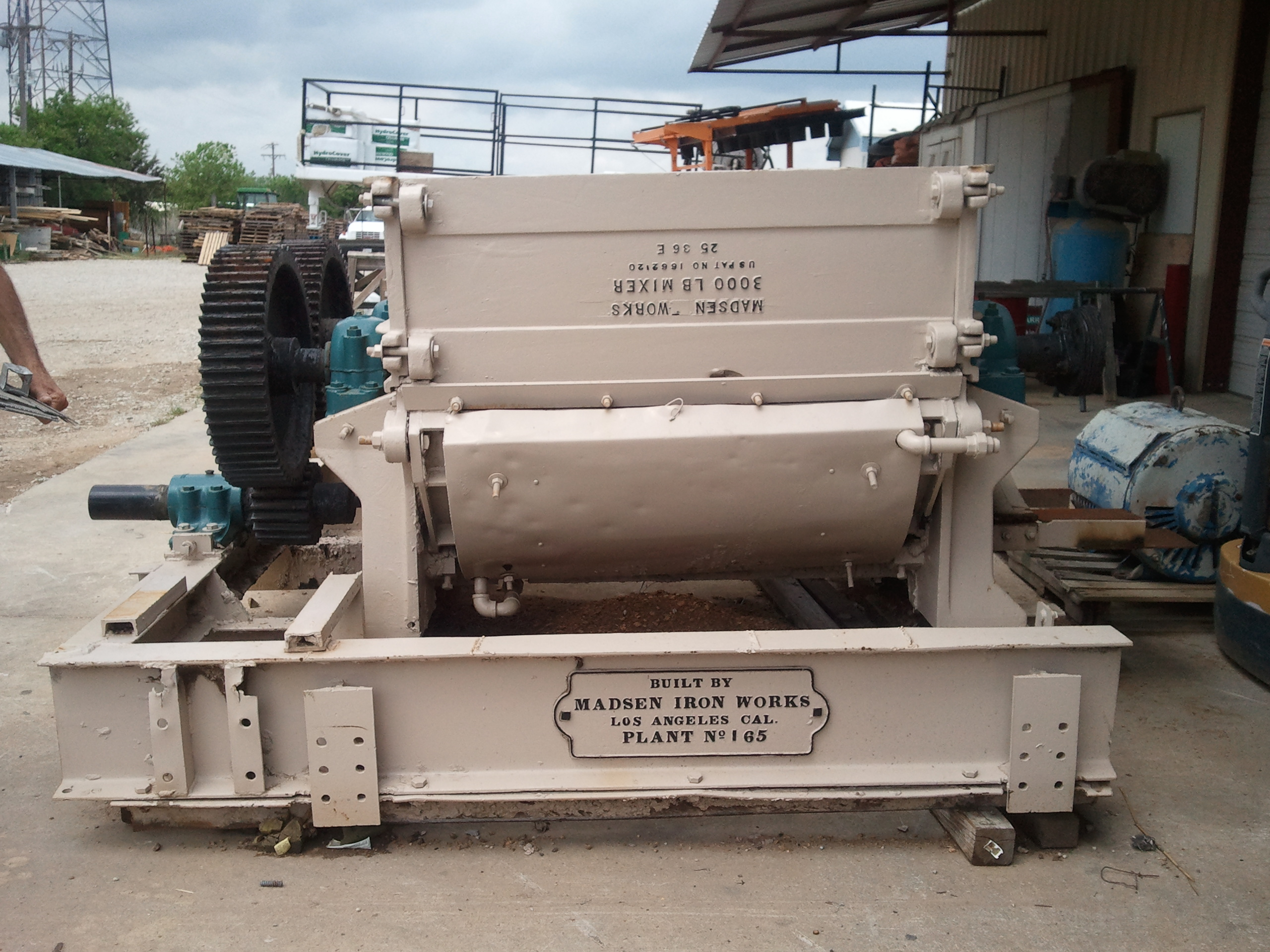 Portable Cement Mills : Pugmills for sale aggregate systems
