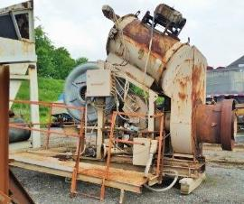 Stationary H&B Aggregate Dryer with Burner (4 of 5)