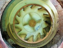 Wetscrubber Baghouse Fan - 28,000acfm (3 of 4)