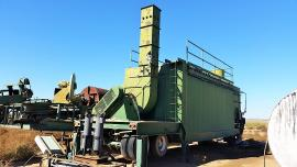 YEAR 2000 PORTABLE BDM 150TPH DRUM PLANT (Available End of The Season 2018) (6 of 8)