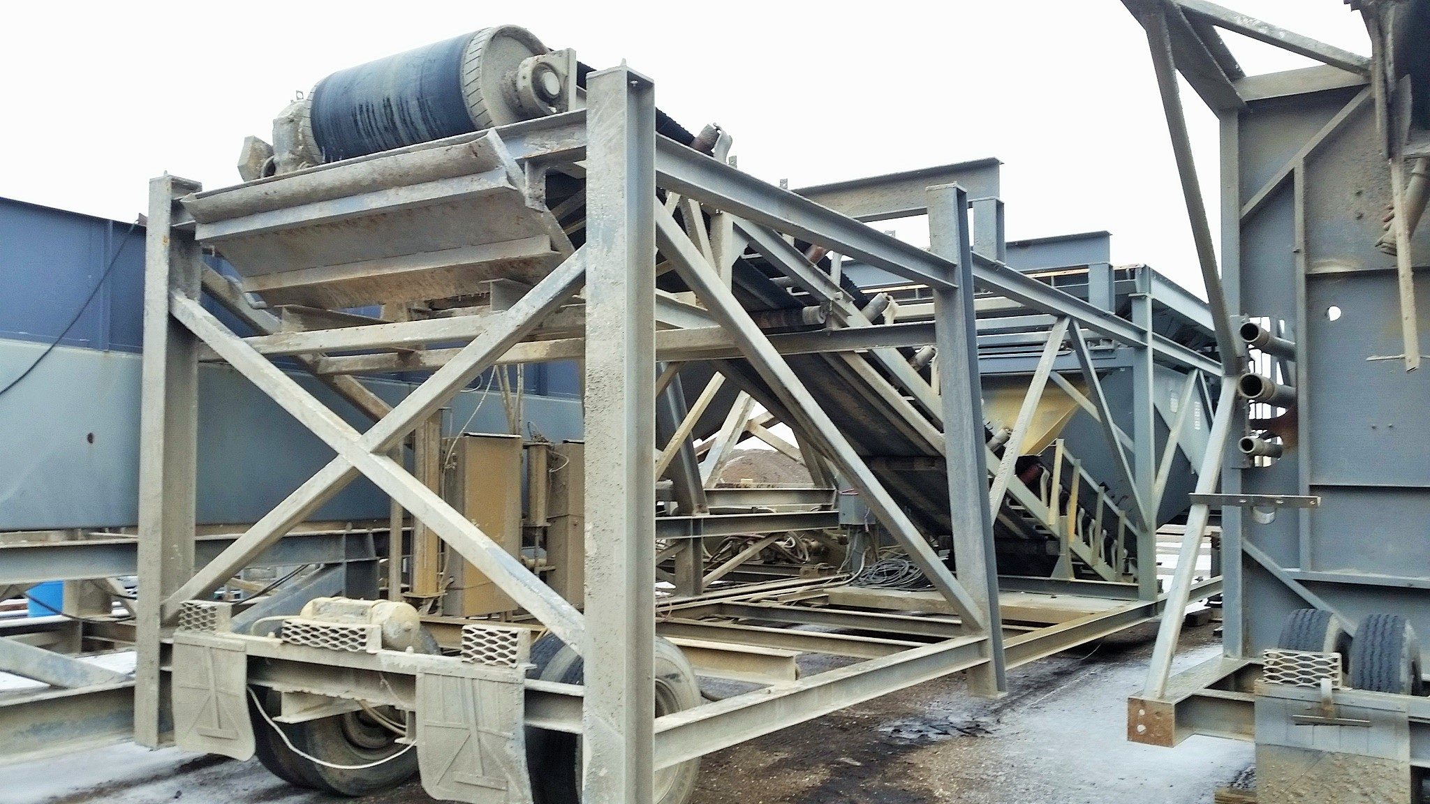 Portable Cement Plant : Concrete and ctb plants for sale aggregate systems