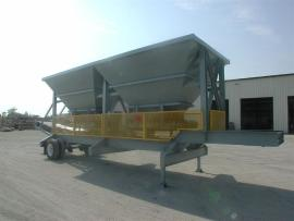 "NEW Portable 2 Bin Cold Feed (9'6""x14') - IN STOCK (2 of 4)"