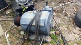 200hp Baghouse Fan Motor (3 of 4)