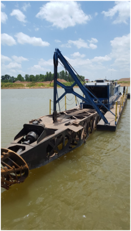 2010 Wolverine Dredge Package (1 of 3)
