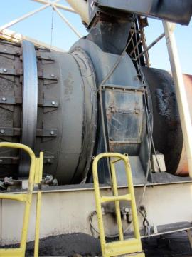 GENCOR COUNTERFLOW DRUM MIXER AND MATED BAGHOUSE (4 of 7)