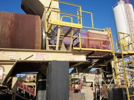 GENCOR COUNTERFLOW DRUM MIXER AND MATED BAGHOUSE (5 of 7)