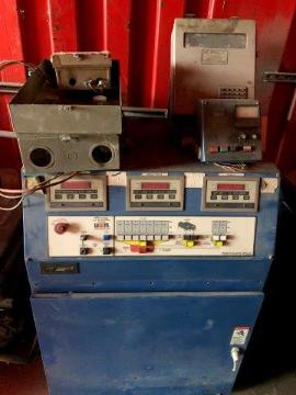 WEM HMB 3000, BATCH PLANT CONTROLS (4 of 5)