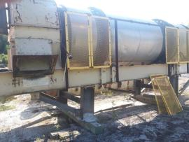 Stationary (66''x20') Gencor MIXING Drum (6 of 6)