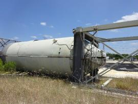 (2) Stationary 200ton Standard Havens Silo Package (400ton Total) (2 of 8)