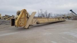 YEAR 2008 STANSTEEL 400 TPH DRAG SLAT CONVEYOR (LEAS THAN 10,000 TONS SINCE NEW) (1 of 7)