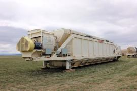 PORTABLE 1998 90,000ACFM BAGHOUSE (1 of 4)