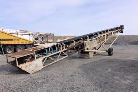 Portable (32'' x 60') Incline Charging Conveyor (2 of 3)