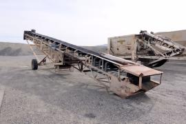Portable (32'' x 60') Incline Charging Conveyor (3 of 3)