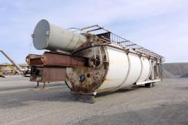 Portable 500BBL Dust Silo (1 of 4)