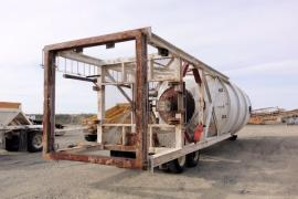 Portable 500BBL Dust Silo (2 of 4)