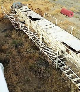 Stationary Slat Conveyor (2 of 7)