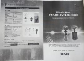 NEW - Radar Level Sensor (2 of 7)