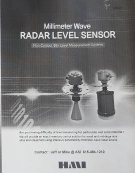 NEW - Radar Level Sensor (4 of 7)