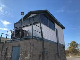 Stationary (25'x14'x12') 280 Degree CMI Control House (2 of 4)