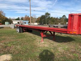 42' Flat Bed Trailer (2 of 2)