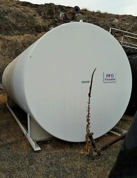 Stationary Fuel Tank (1 of 4)